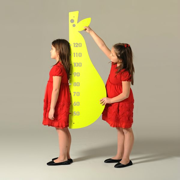 Pear Height Chart by Eco+ You Feeling Fruity