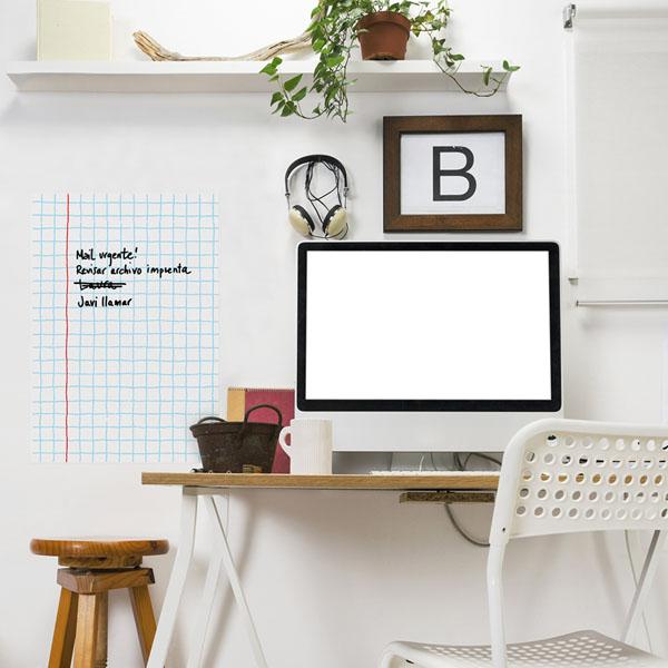 Wallpaper cuaderno cuadricula peq-web