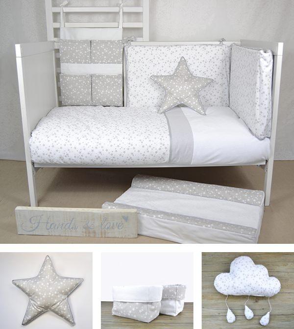 Ropa de cuna ideal para la habitaci n del beb - Decoracion ropa de cama ...