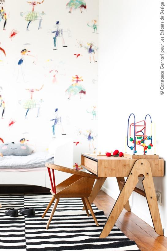 habitacion-niños-vintage-escritorio