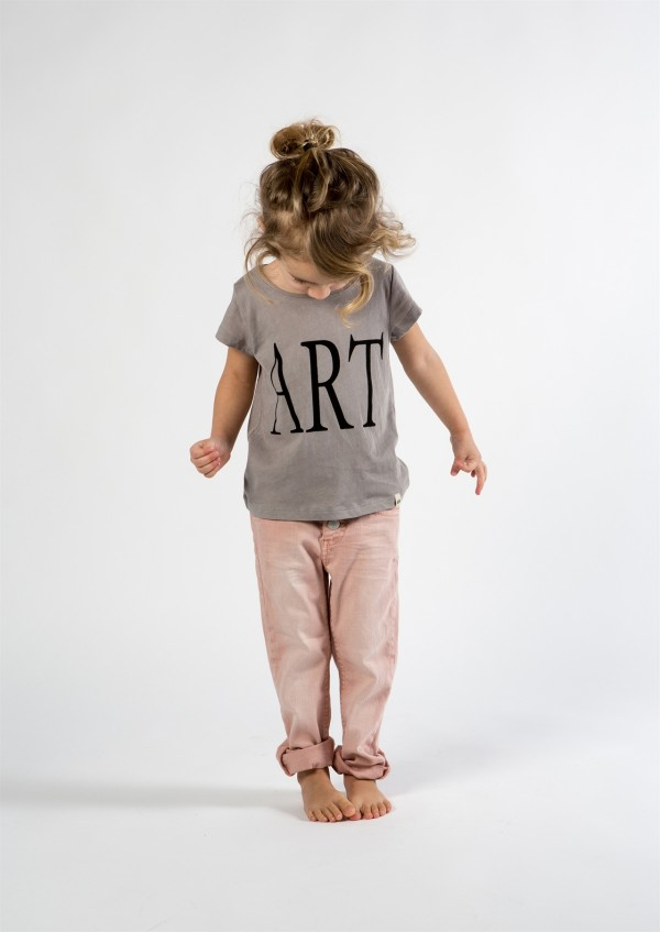 La línea de ropa infantil de Twist and Tango