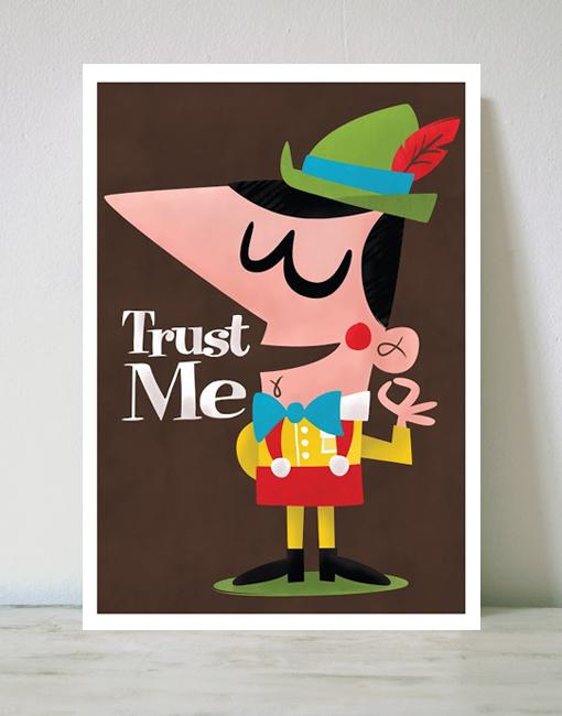 cuadro infantil pablo pintachan Algunas de mis láminas favoritas en Menudos Cuadros