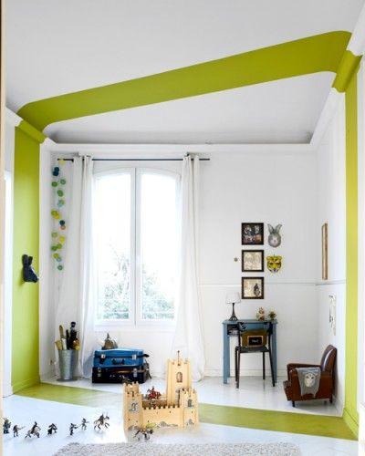 Jugando con los colores: 8 habitaciones infantiles decoradas con ...