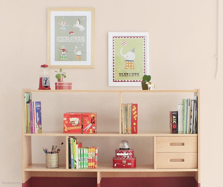 Más de 150 láminas y cuadros infantiles exclusivos en Menudos Cuadros