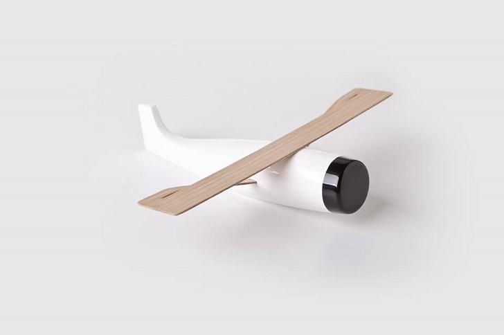 juguetes de diseño woo toys avion Un poco de diseño y arte para jugar con Woo toys
