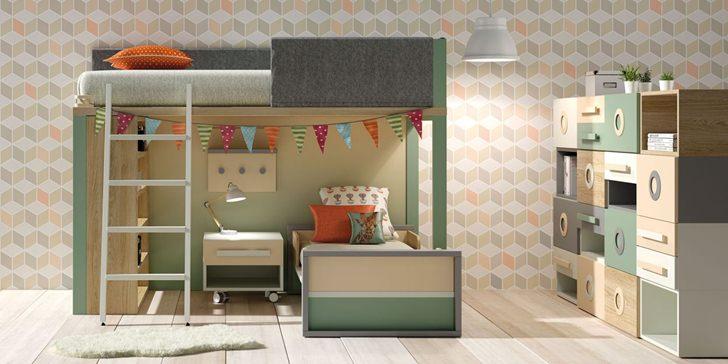 Muebles juveniles e infantiles de lagrama decopeques - Muebles literas infantiles ...