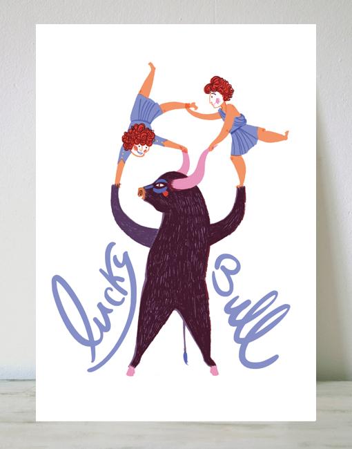 lamina infantil sara infante Algunas de mis láminas favoritas en Menudos Cuadros