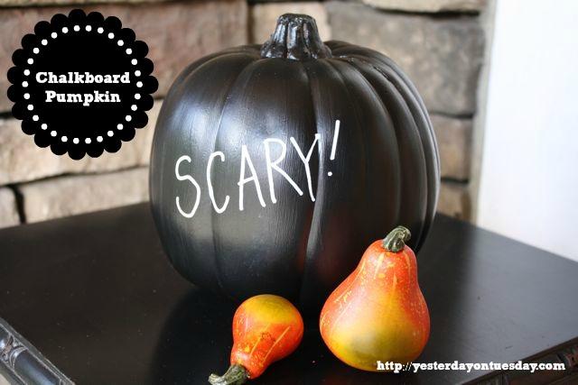 Chalkboard-Pumpkin