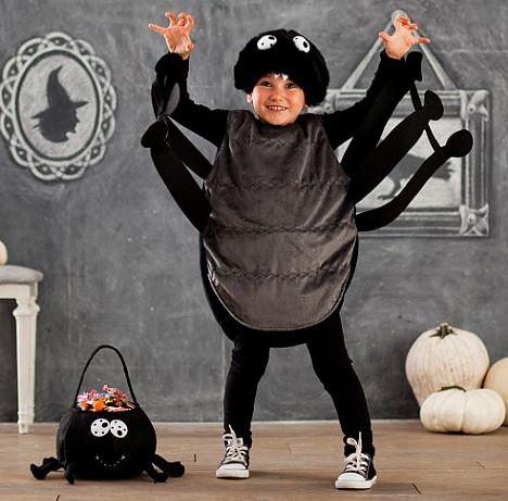 Disfraces caseros de halloween decopeques - Disfraz halloween casero ...