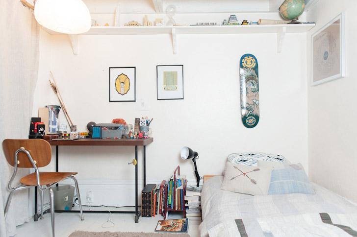 dormitorios juveniles 3 Dormitorios infantiles #bohominimalist