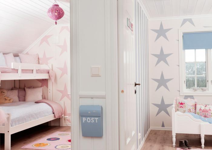 5 dormitorios infantiles compartidos para hermanos for Decoracion de dormitorios infantiles de nina