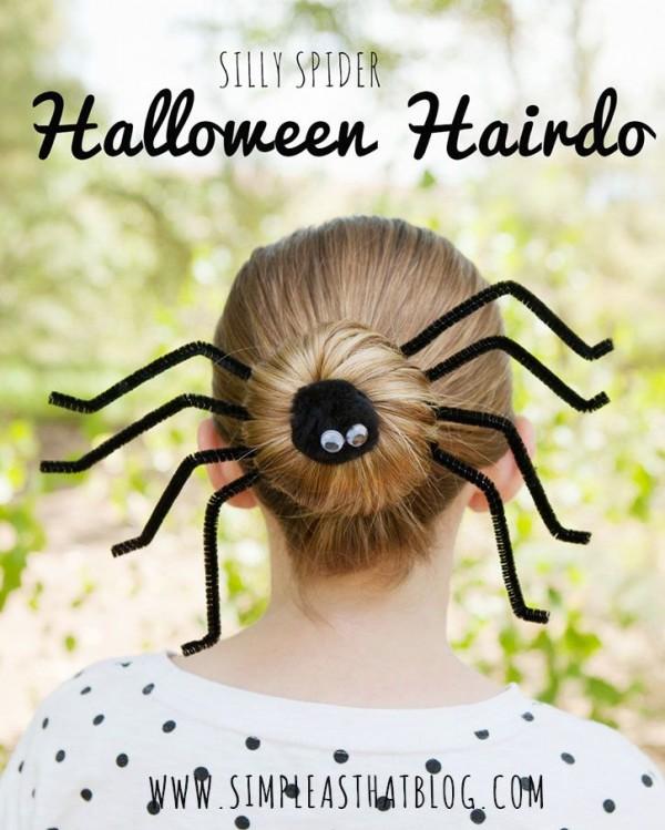 peinado-halloween-niña
