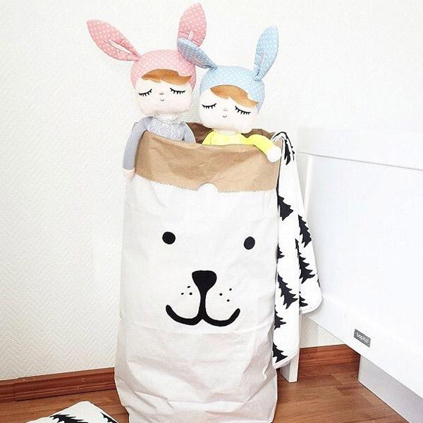 tellkiddos 1 Tellkiddo te ofrece los sacos de almacenaje más chulos