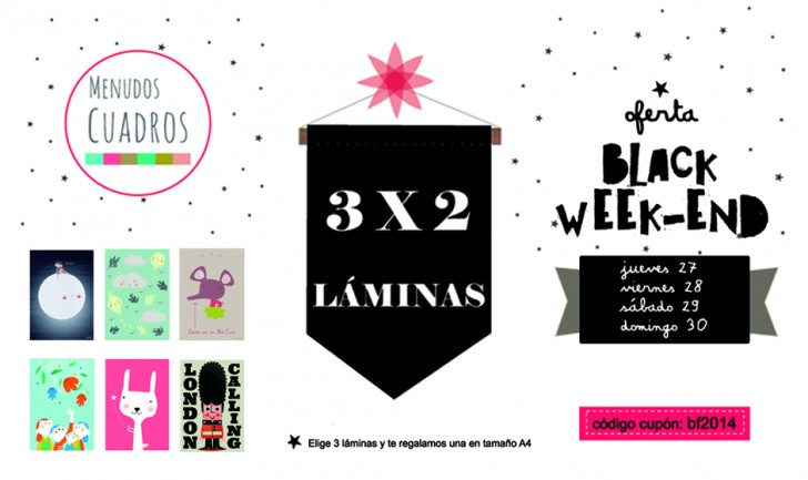 cartel 728x433 Shopping inteligente... Black Friday