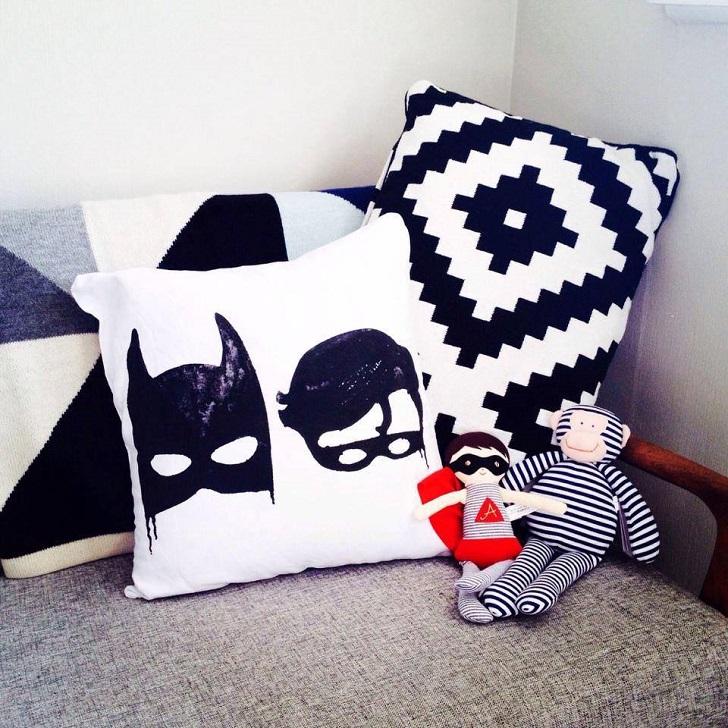decoracion infantil de little pop studio Espíritu de superhéroes con Little Pop Studio