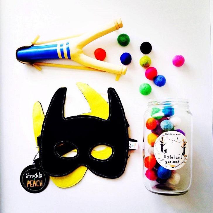 decoracion infantil little pop studio 2 Espíritu de superhéroes con Little Pop Studio