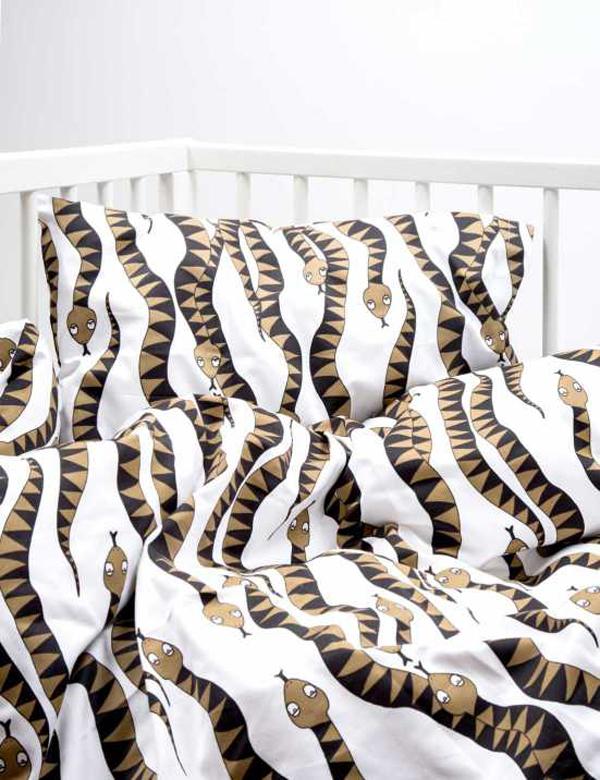 ropa de cama mini rodini 4 La selva en casa con Mini Rodini