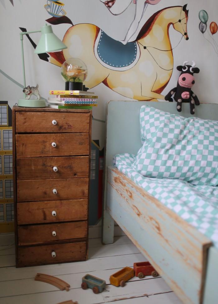 Alegría y Diversión en la Habitación infantil