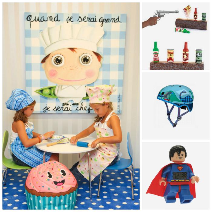 Inspiración en juguetes y decoración infantil con Kidshome