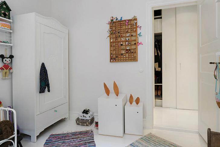 7 habitaciones infantiles con encanto decopeques - Habitaciones juveniles con encanto ...