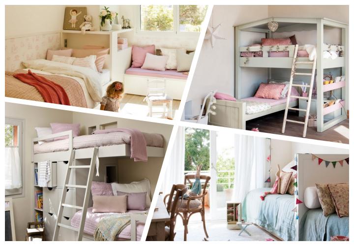 Dormitorios compartidos como orientar las camas de los ni os decopeques - El mueble habitaciones infantiles ...