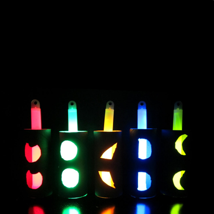 ideas fluorescentes