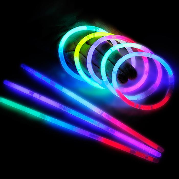 pulseras fluorescentes 2