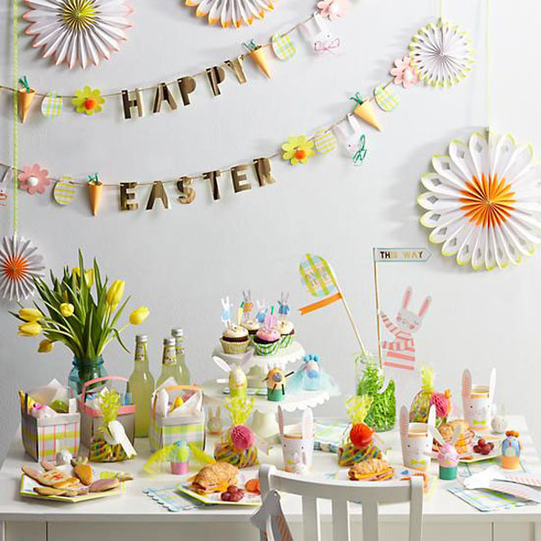 C mo organizar una fiesta de pascua ideas divertidas - Ideas divertidas para fiestas ...