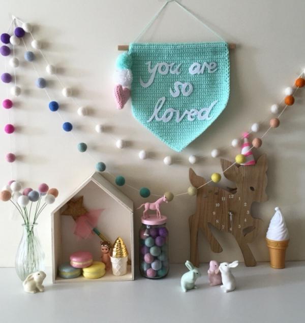ideas-decoracion-infantil-guirnaldas