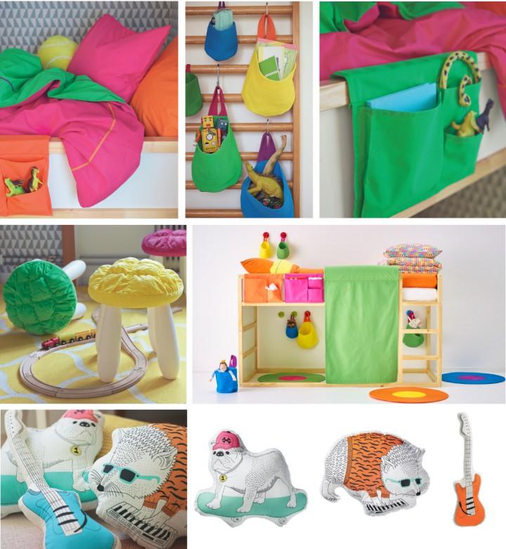 7 ideas para decorar los dormitorios infantiles con mucho - Decorar habitaciones de ninos ...