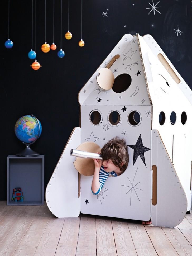 cohete-carton-niños