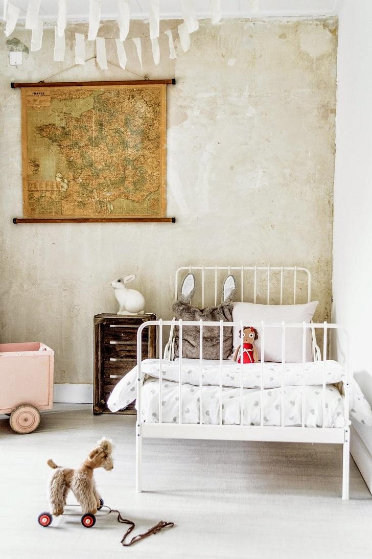 habitacion-infantil-vintage
