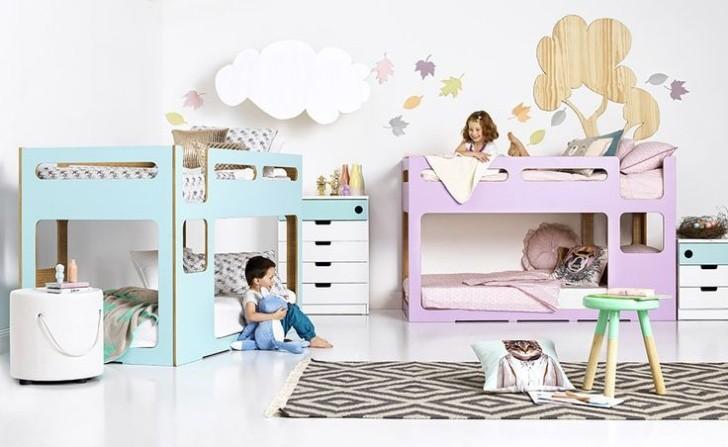 camas-literas-niños