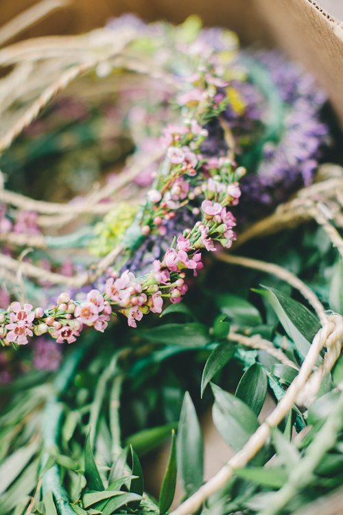 corona de flores resultados