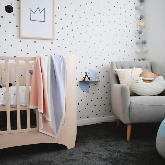 Habitacion bebe tonos neutros - Decoracion habitacion del bebe ...