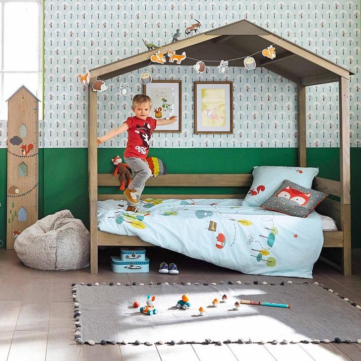 Habitaciones infantiles maison du monde 2 for Photophore maison du monde