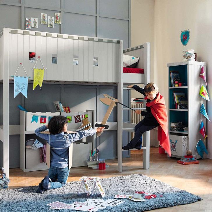 Habitaciones infantiles maison du monde 5 - Bocal maison du monde ...