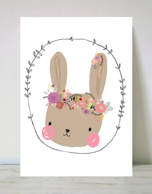 menudos-cuadros-aless-flower-bunny