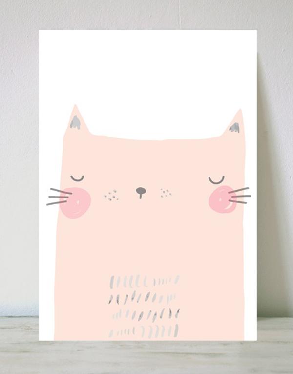 menudos-cuadros-aless-pink-cat