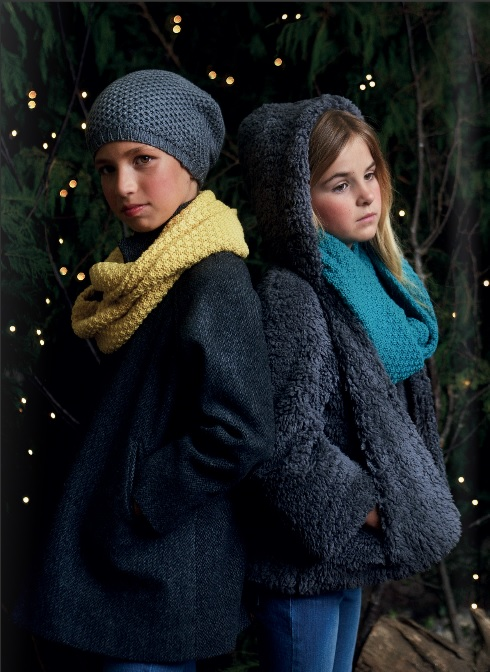 Nicoli otoño-invierno niñas