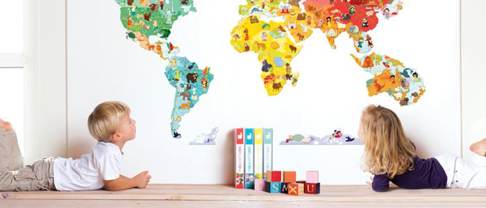 La casa del ratoncito p rez juguetes y regalos originales - Decopeques vinilos ...