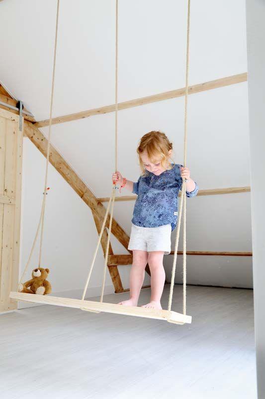 columpio-habitacion-niños