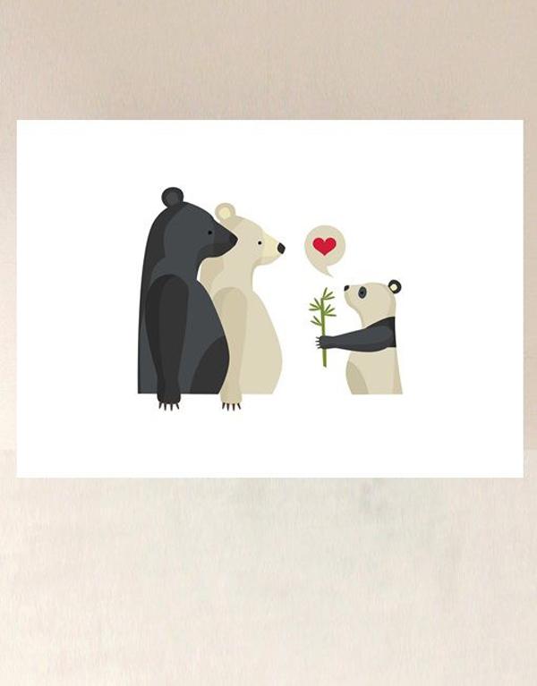 laminas-infantiles-osos-panda-tutticonfetti