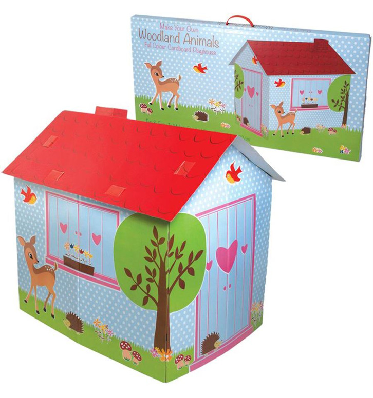 kidshome-rebajascasita-de-carton-woodland-animals