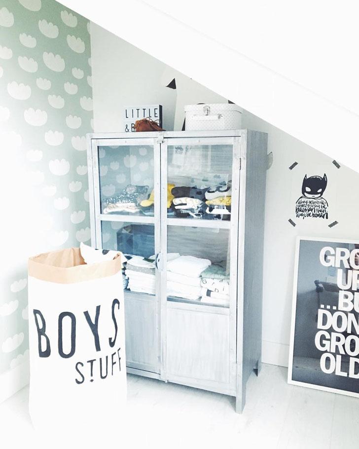 habitacion-infantil-tonos-azules