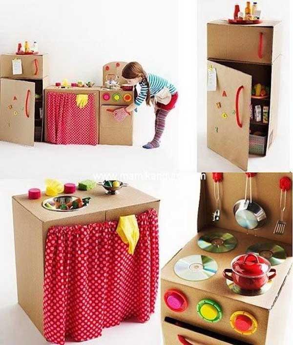 manualidades-infantiles-cocina-carton