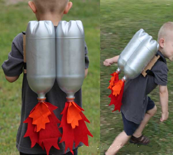 manualidades-infantiles-cohetes-botellas