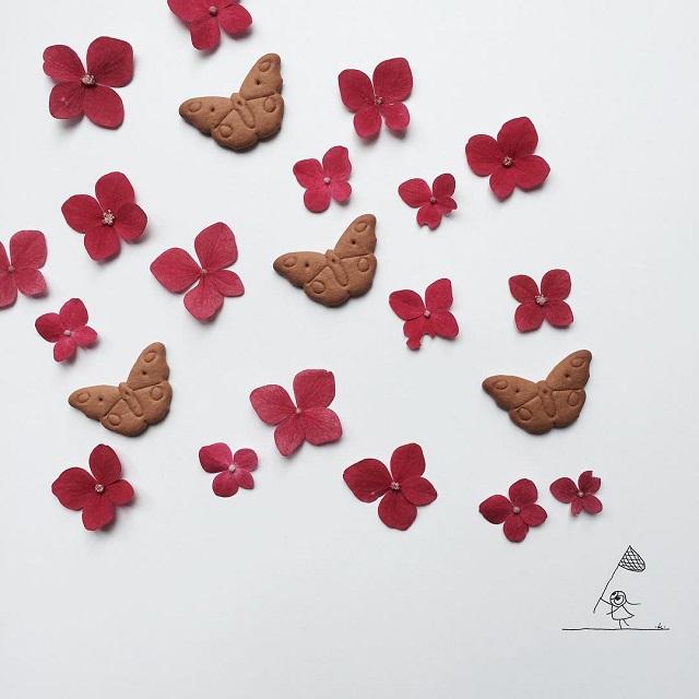 instagram-arte-flores-mariposas
