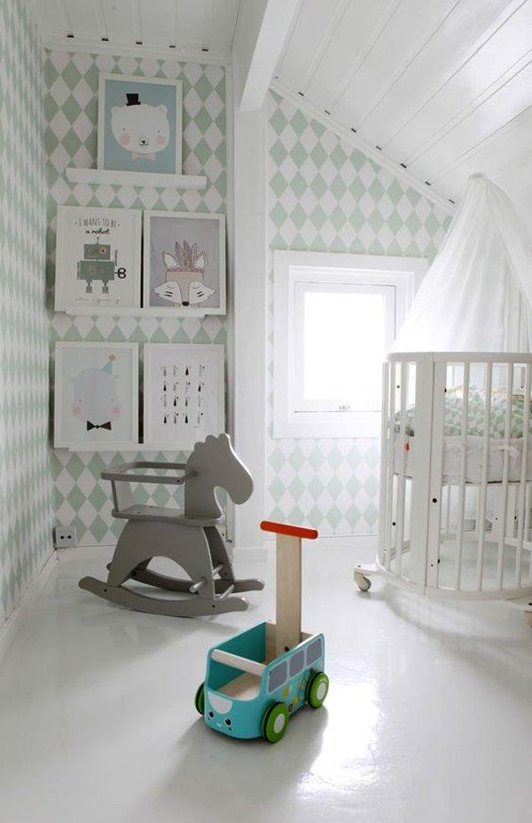 Zona de juegos en el cuarto del bebé, 6 ideas infalibles | DecoPeques