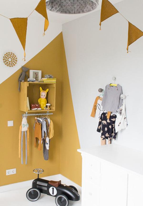 habitacion-bebe-color-mostaza